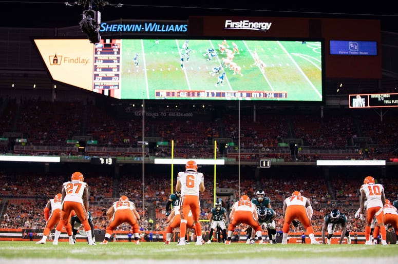 Cleveland Browns Announce Plan For 2020 Season Ticket Holders