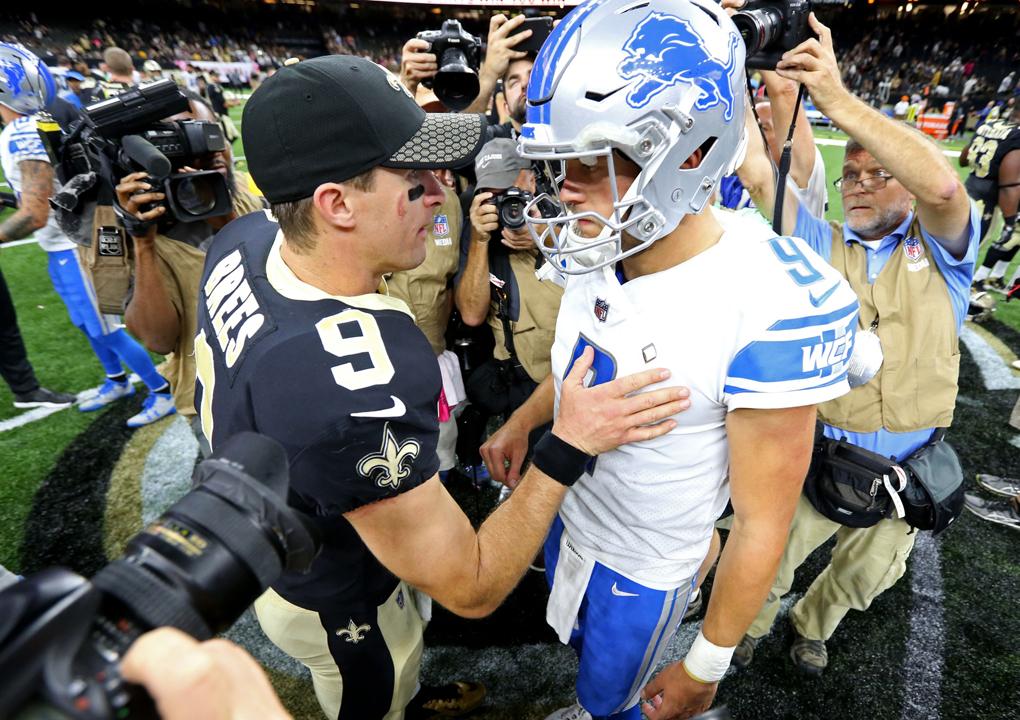2020 Season Preview: Week 4 Lions vs. Saints