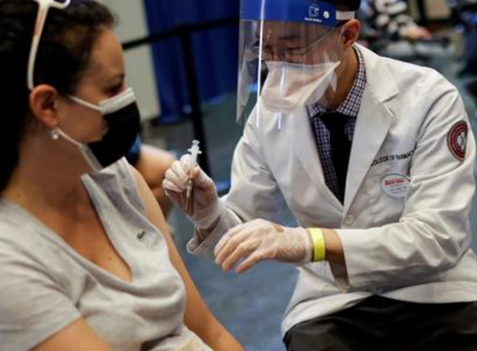 US Pauses J&J Covid-19 Vaccinations Over Rare Blood Clots