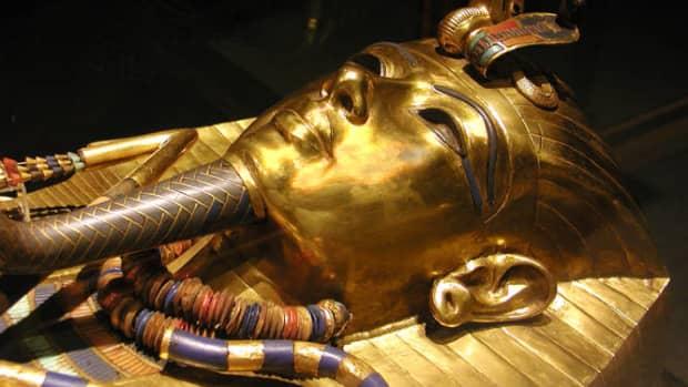 Innermost Coffin of Tutankhamen