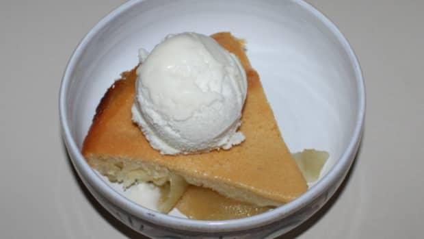 how-to-make-apple-sponge-pudding-dessert-recipe