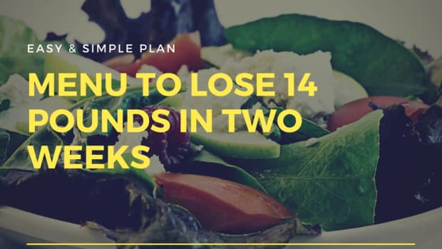 menu-to-lose-14-pounds-in-two-weeks