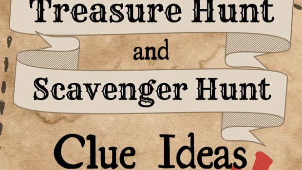 best-scavenger-hunt-clue-ideas