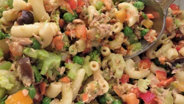 cold-tuna-macaroni-salad-with-homemade-genoa-dressing