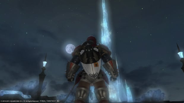 Ah, Final Fantasy XIV A Realm Reborn. Those were the days, especially when climbing the Crystal Tower.