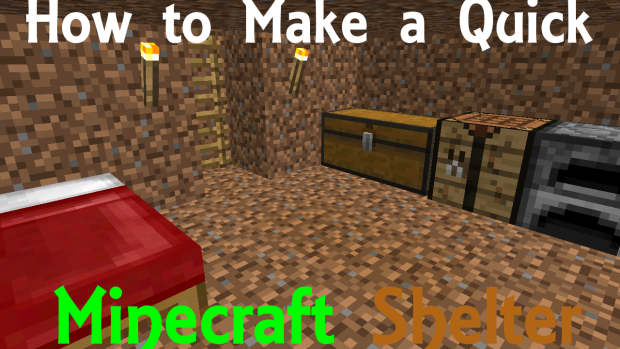 how-to-make-a-quick-minecraft-shelter