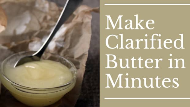how-to-make-clarified-butter-in-minutes-a-video-guide