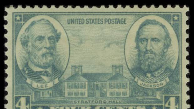 us-army-commemorative-stamps-1936-1937-lee-jackson-stratford-hall
