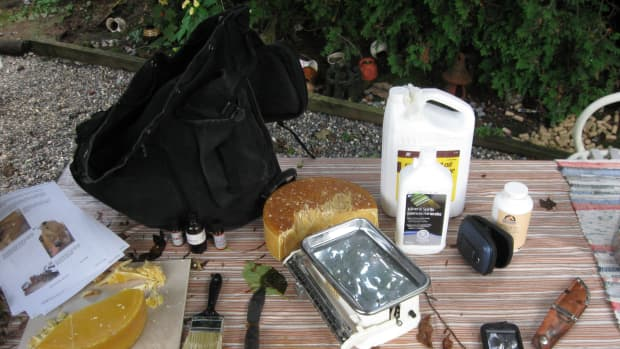 homemade-oilskin-reproofing-review