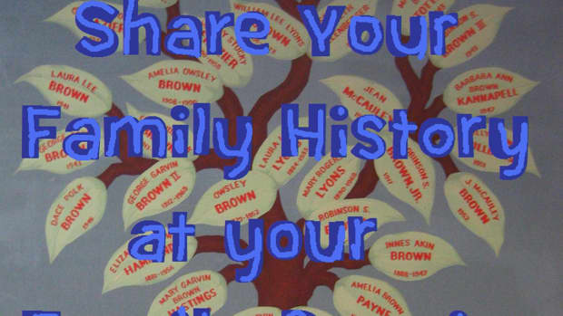 best-family-history-ideas-for-a-family-reunion