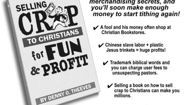 the-gospel-cannot-be-merchandised