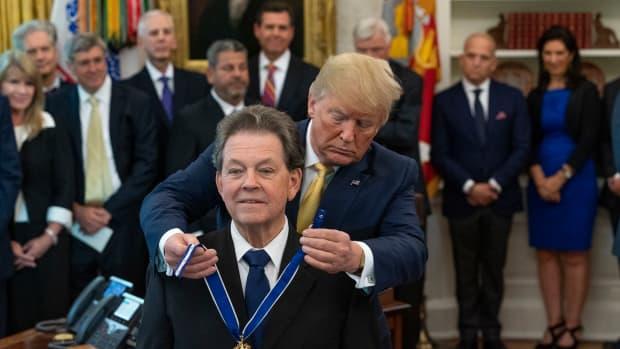 Arthur Laffer, -Official White House Photo