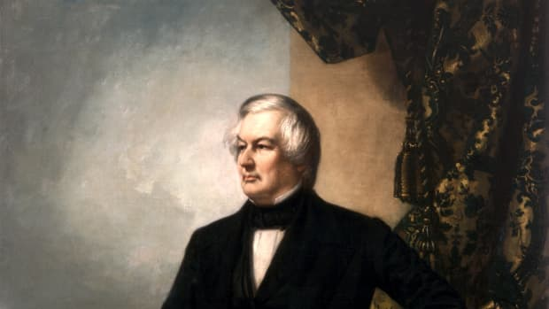 millard-fillmore-13th-president-of-the-united-states