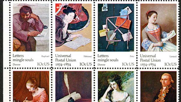artworks-on-united-states-stamps-1974-universal-postal-union-commemoratives