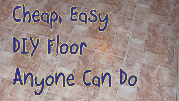 DIY Floor blurb