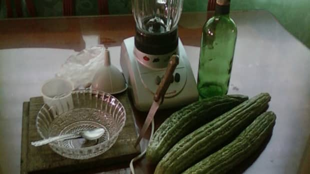 how-to-make-bitter-gourd-wine