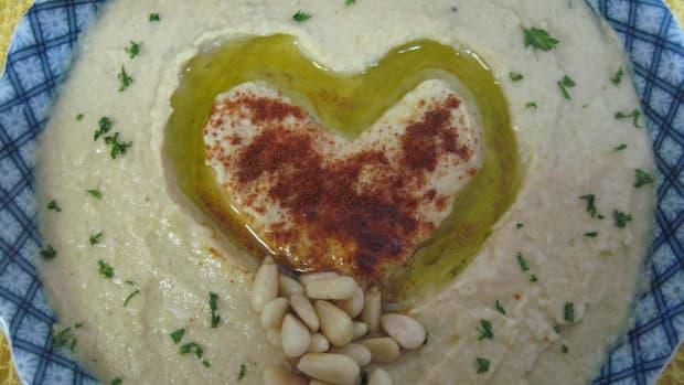 homemade-hummus-without-tahini