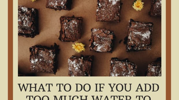 what-to-do-if-you-add-too-much-water-to-your-boxed-mixes