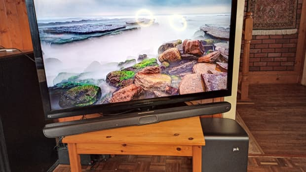 review-of-the-polk-audio-omni-sb1-plus-home-theater-sound-bar-system