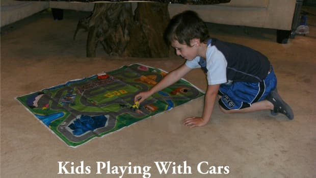 playing-with-toy-cars