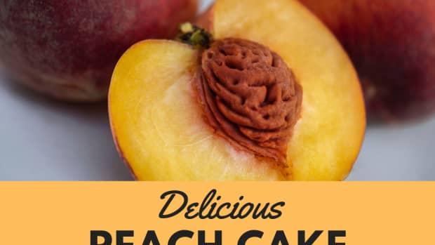 garden-peach-cake