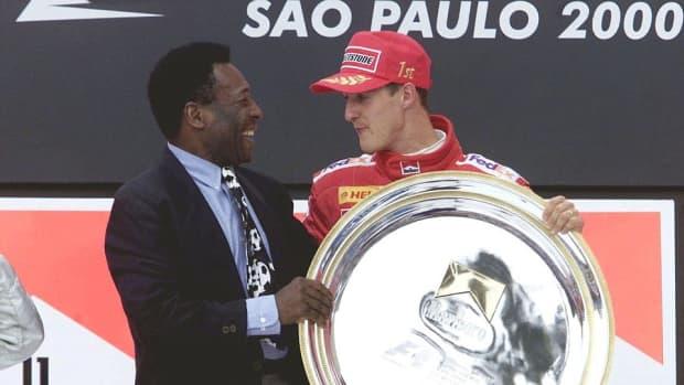 - 2000 -巴西- gp -迈克尔-舒马赫- 37 -职业-赢