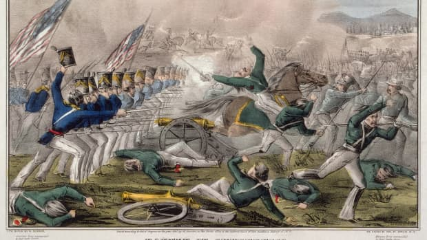 the-mexican-american-war-a-fulfillment-of-manifest-destiny