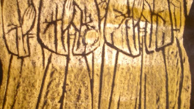 how-to-do-brass-rubbings