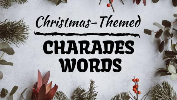 christmas-charades-ideas-words-list