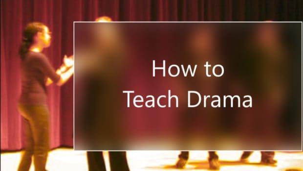 how-to-teach-drama