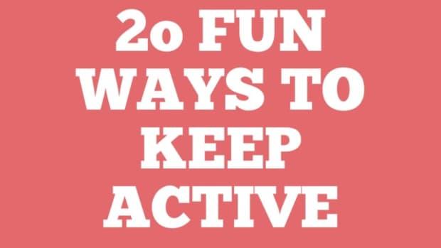 fun-ways-to-keep-active
