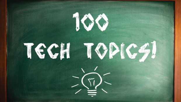 研究论文的100个技术主题