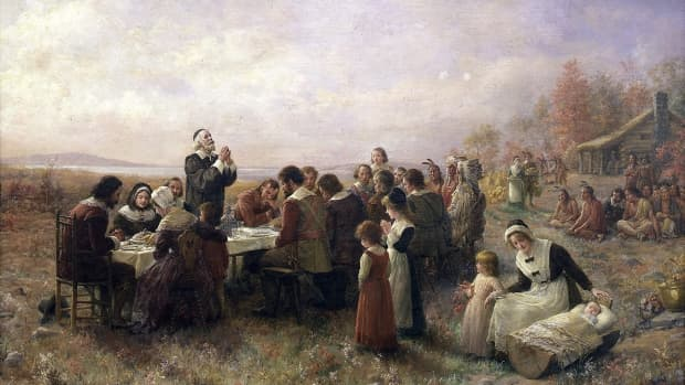 history-of-thanksgiving-traditions