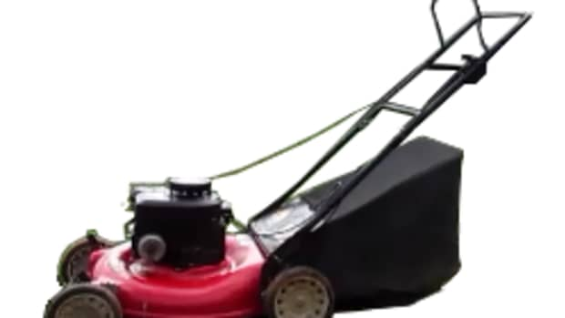lawn-mower-cord-stuck