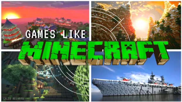 games-like-minecraft