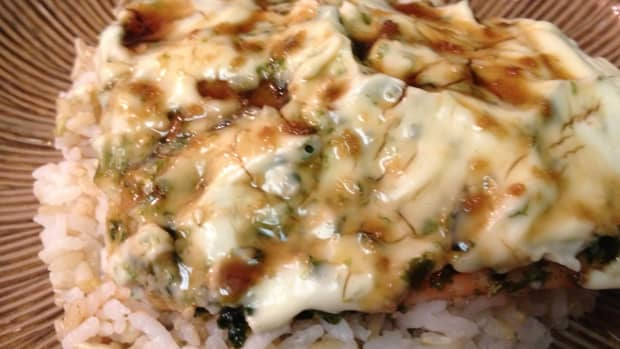 wasabi-mayo-on-baked-furikake-salmon