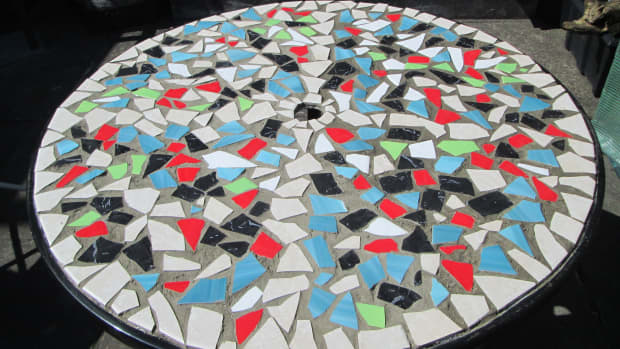 how-to-make-a-mosaic-table-top-from-broken-tiles-ceramic-create-making-creating