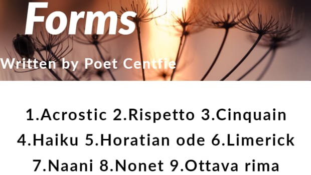 10-types-of-short-poetic-forms