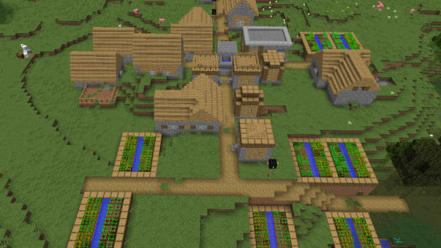 how-to-make-your-own-village-in-minecraft