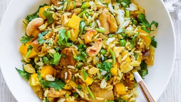 rice-salad-with-turkey-and-mango