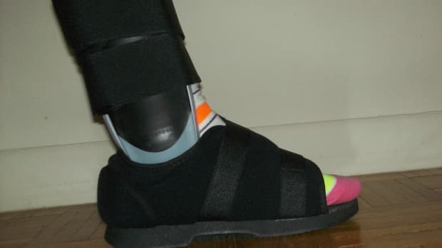 how-to-get-around-with-a-sprained-ankle