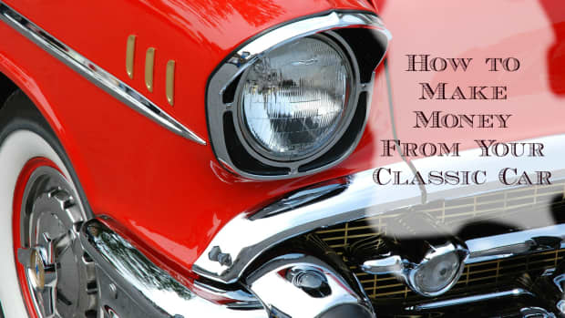 how-to-make-money-from-your-classic-car
