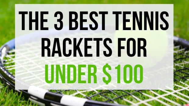 best-tennis-racket-under-100-top-5