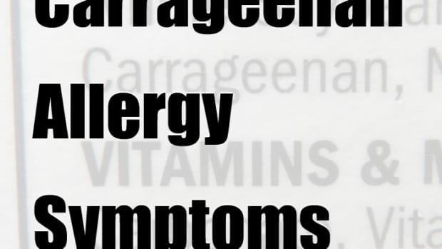 carrageenan-allergy-symptoms