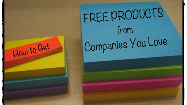 how-to-get-free-stuff-products
