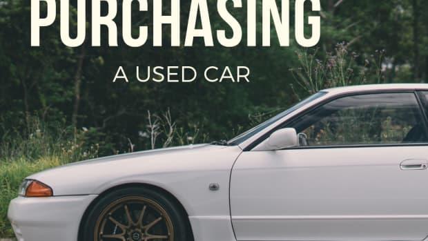 如何购买一辆新的二手车,并且不被经销商欺骗