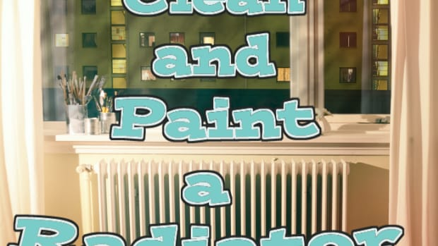 how-to-clean-and-paint-a-radiator