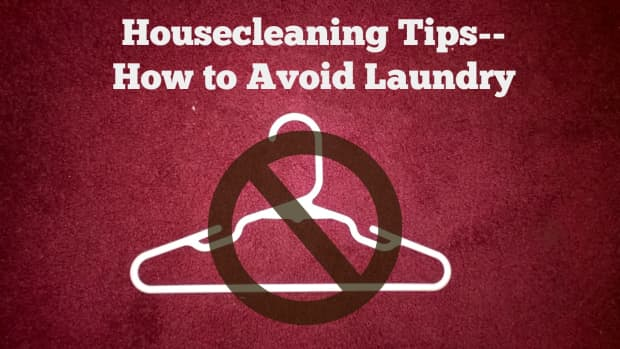 housecleaning-tips-for-the-procrastinator-how-to-avoid-laundry