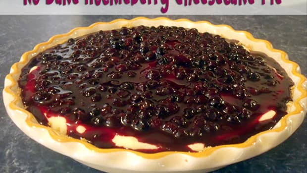 no-bake-huckleberry-cheesecake-pie