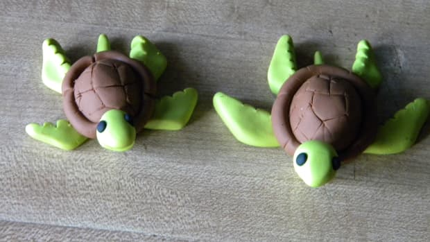 how-to-make-a-clay-turtle